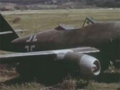 abandoned Me-262