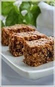 ~Carrés ~Barres ~Collations santé Dessert Sans Gluten, Gluten Free Desserts, Pie Recipes, Cooking Recipes, Healthy Snacks, Healthy Recipes, Sweet Pie, Snack Bar, Granola Bars
