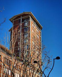 #Torino #Turin #CitTurin #seemycity #igerstorino #nofilter #BBPR #blue #sky