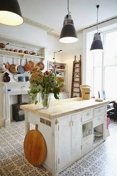 Cocina británica de estilo campestre | Etxekodeco