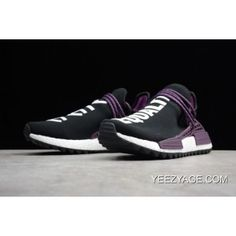 4e34fd9724ae6 Women Men Pharrell X Adidas NMD Hu Trail Equality. Purple Color Combinations Deep ...