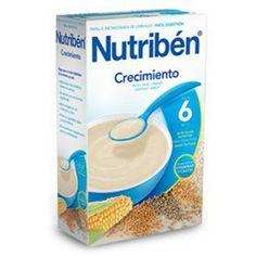 NUTRIBEN Crecimiento Cereales con Gluten 600g
