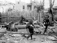 At Stalingrad, for the first time in the war, tactical level issues were systematically discussed at Army Corps HQs, then as the battle went on at Army HQ itself. In the last stages of the urban fighting, headquarters staff officers which routinely used to register 20, 50 or 100 km advances, were now genuinely satisfied at the report of a 100 meter gain or a single building captured.