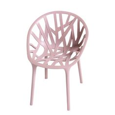 Mauve Gray Chair on Fab.com - I just discovered this site (Fab.com) and it has some very reasonably priced furniture, bedding, art and other home stuff.  I just loved this chair (naturally it is NOT reasonably priced at nearly $500, but I digress).
