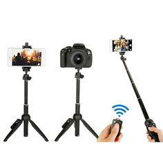 Phone Tripod, Camera Tripod, Camera Shutter, New Mobile Phones, Cell Phone Stand, Bluetooth Remote, Camera Phone, Selfie Stick, Best Camera