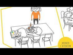 Comment renforcer l'attention des élèves ? - YouTube