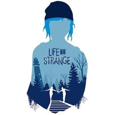 chloe price life is strange ❤ liked on Polyvore featuring home and home decor