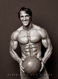 Greg Plitt - Muscles - Sixpack | MALE BODIES | MALE BODY