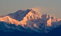 Kangchenjunga  Top 10 Highest Mountains in the World  http://www.traveloompa.com/top-10-highest-mountains-world/