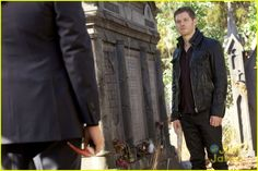 The Originals - farewell storyville stills 03 I need me some more Joseph Morgan (Klaus)