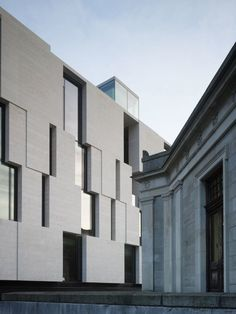 Long Room Hub - Humanities Research Building, Trinity College, Dublín (Irlanda) | McCullough Mulvin Architects