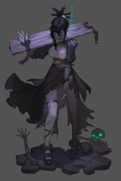 Character Design Animation, Female Character Design, Character Design References, Character Design Inspiration, Character Concept, Character Art, Dark Fantasy Art, Fantasy Artwork, Dnd Characters