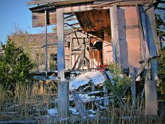 What's left of The Chicken Ranch. Just a few miles from my Grandma's house. Driven past it many, many times. La Grange Texas, Ranch Chicken, Blue Bonnets, My Town, Past, Grandma's House, Outdoor Structures, Cool Stuff, House Styles