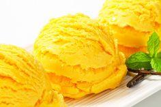 Domácí zmrzliny podle receptu šéfkuchaře - Vitalia.cz Snack Recipes, Snacks, Russian Recipes, Frozen Yogurt, Gelato, Baked Goods, Bakery, Goodies, Chips