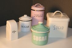 SUGAR collection [where mama hides her chocolate]