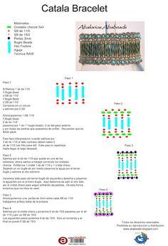 esquema catala bracelet