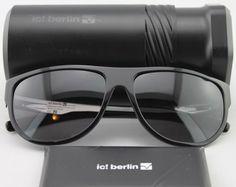 4338b61a160 ic! berlin men sunglasses Alexander G Chrome-Black original brand new   fashion
