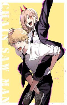 Power Manga, Man Wallpaper, Anime Artwork, Animes Wallpapers, Manga Art, Anime Couples, Aesthetic Anime, Kawaii Anime, Anime Guys