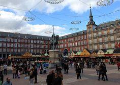 Madrid Christmas Market Copyright Carlos Solana