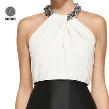 Top quality mulheres elegantes modelos de cetim de seda blusas                                                                                                                                                     Mais