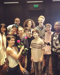 Disney Channel: Throwback to when the casts of and met. Disney Channel Shows, Disney Shows, Andi Mack Cast, Love U Forever, Stand By Me, Picture Video, Tv Shows, It Cast, Entertaining