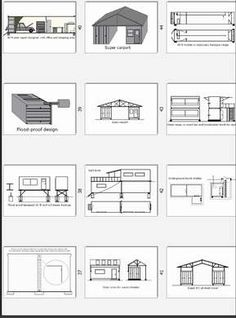 Storage Container Floor Plans Shipping Container Plans Flickr