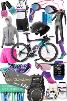 Holiday Gift Guide for Triathletes | Best Gifts for Triathletes | Liv-Cycling