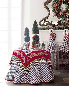 MacKenzie-Childs Christmas Decor - Neiman Marcus