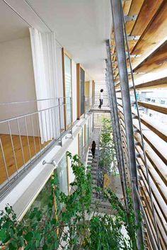 東海林健建築設計事務所 『Wow! Sta』 用途:複合商業施設 http://www.kenchikukenken.co.jp/works/1234486563/3/ #architecture