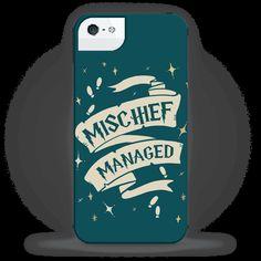 Mischief Managed Phonecase