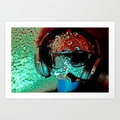 Mr Skype Art Print by Joe Pansa - $18.72