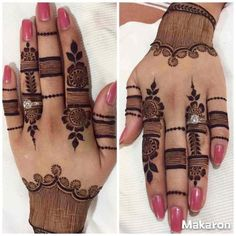 Arabic mehndi designs are the most popular type of henna patterns in the present era and a majority of women prefer these gorgeous designs because of its perfect blend of modernity and tradition. #New_mehndi_design #Latest_mehndi_designs #Arabic_Mehndi_Designs #arabic_mehndi_design_2020 #Full_Hand_Mehndi_designs  Latest Finger Mehndi Designs, Rose Mehndi Designs, Back Hand Mehndi Designs, Simple Arabic Mehndi Designs, Mehndi Designs For Beginners, Mehndi Designs For Girls, Mehndi Designs For Fingers, Wedding Mehndi Designs, Latest Mehndi Designs