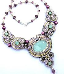 soutache jewelry images - Google Search
