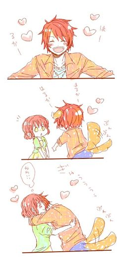 Uta no Prince-sama Haruka and Otoya - Google Search