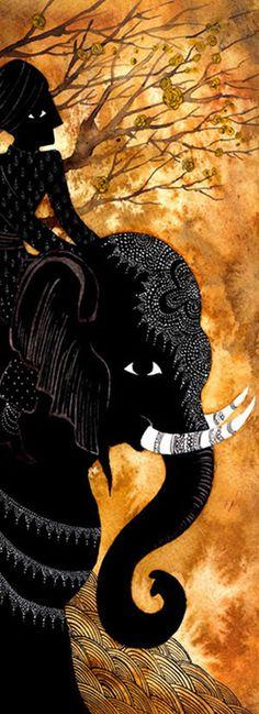 The Elephant's Journey Renee Nault