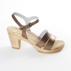 Double Strap Sandal Thin Ankle Strap High Heel | Clogs for Women, Clog Boots | Sven Comfort Shoes