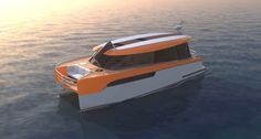 DutchCatTwelve is a new yacht design from the Netherlands which can be a second home