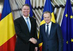 Numele președintelui Klaus Iohannis este luat în calcul la Bruxelles pentru poziția de viitor președinte al Consiliului European, poziție... Breast, Suit Jacket, Suits, Jackets, Dresses, Fashion, Calculus, Down Jackets, Vestidos