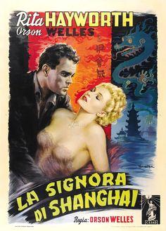 LA DAMA DE SHANGHAI (1948)