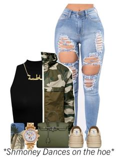 """11/22/16"" by royal-t-1 ❤ liked on Polyvore featuring Jack & Jones and Versace"