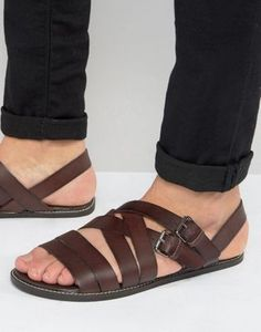 Sandals 2014, Women Sandals, Male Fashion Trends, Men Fashion, Trekking Sandals, Ankle Shoes, Men's Shoes, Summer Business Attire, Mens Beach Shoes