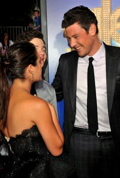 the way he looks at her <3