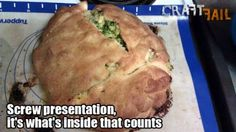 Screw Presentation, it's what's inside that counts #craftfail