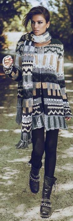 beautiful and cozy knits for fall
