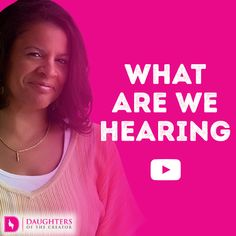 Video Blog - What are we Hearing