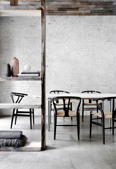 | FURNITURE | #CarlHansen & Søn in Höst - COCO LAPINE DESIGN