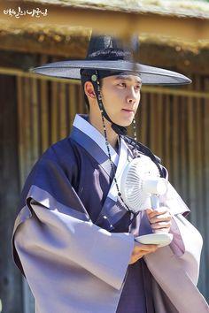 Behind the scenes of 100 Days My Prince Kyungsoo, Kaisoo, Chanyeol, Korean Hanbok, Exo Korean, Korean Wave, Korean Drama Movies, Korean Actors, Dramas