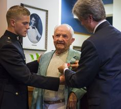 Lincoln World War II veteran didn't chase glory -- he chased the enemy. Now he finally got his overdue medals.