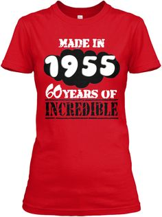 Tee for 2015: You'll get 60 years old aw   Teespring