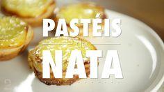 Como Fazer Pastéis de Nata (Pastel de Belém) l Receita Portuguesa